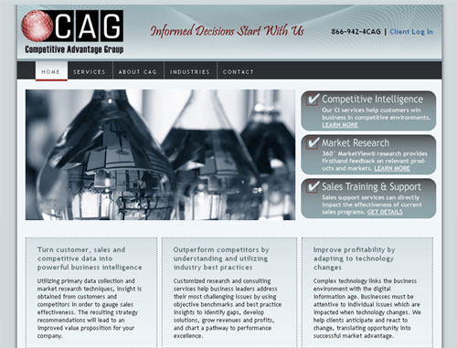 CAG Website