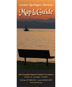 Regional Chamber Map & Guide Cover