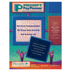 Prompt Pay Planner Ad Design