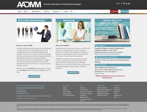 AADMM Website