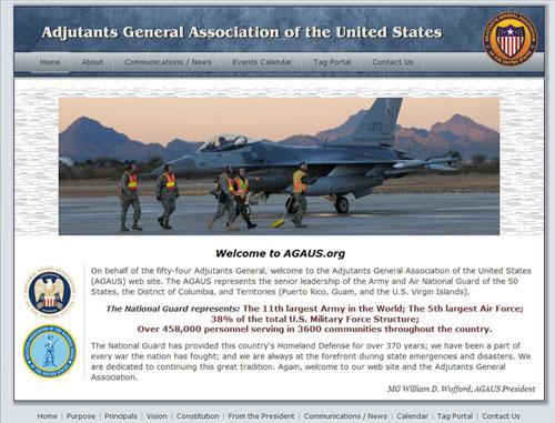 AGAUS Website