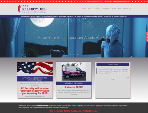EEI Security Website