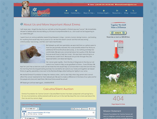 Emmas Foundation for Canine Cancer