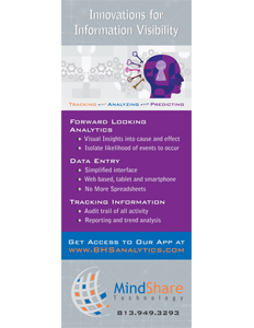 Mindshare Retractable Banner