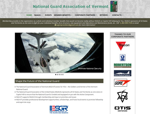 National Guards website