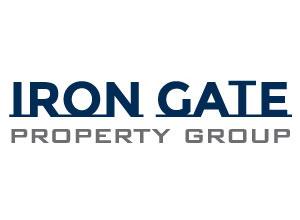 Iron Gate Property Professional Logo Design