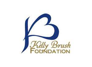 Kelly Brush Foundation Logo Recreation as Vector