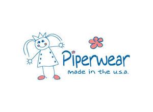 Piperwear Clothing Logo Design