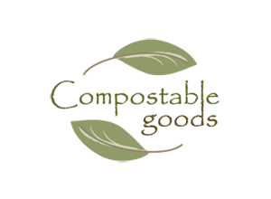 Compostable Goods Logo Design