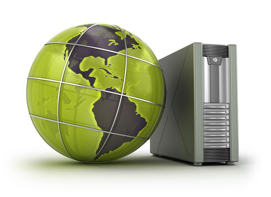hosting server and globe