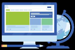 website updates & backups  icon