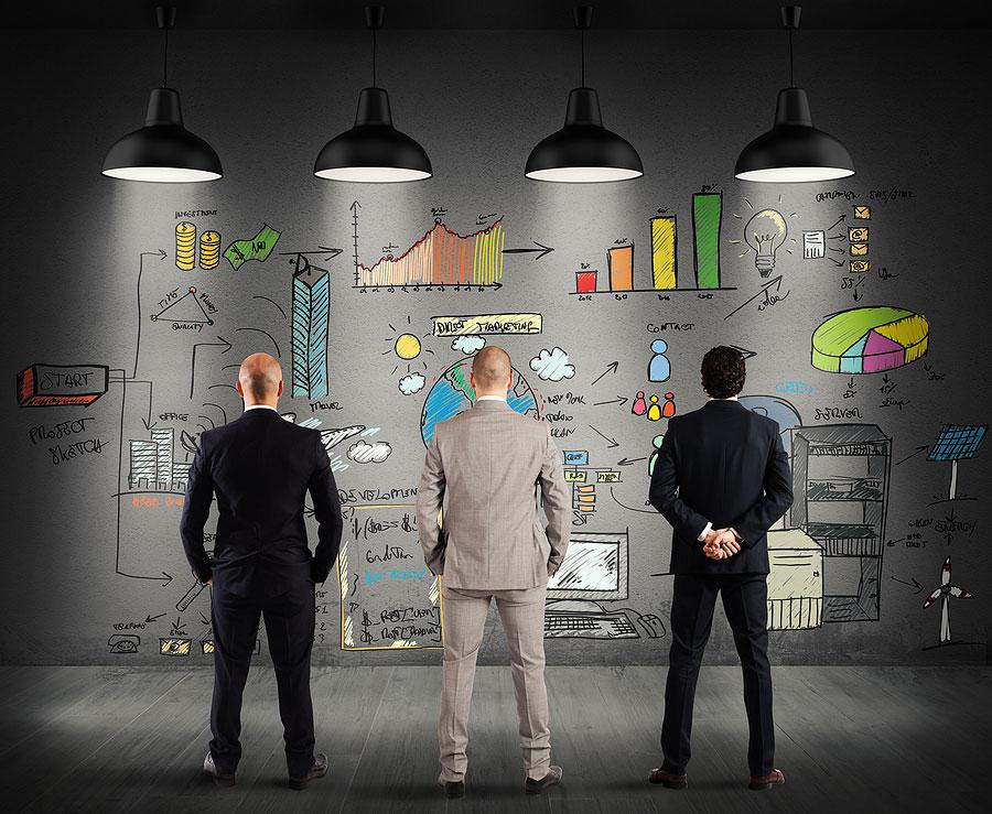 team strategy wall